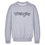 Moletom Masculino Wrangler Cinza WM9511