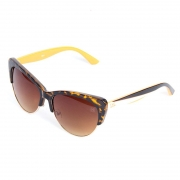 Óculos De Sol Feminino TXC 7877 Laranja