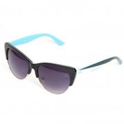 Óculos De Sol Feminino TXC Brand 7877 Azul