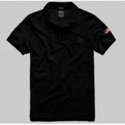 Polo Masculina TXC Brand 6195 Preto
