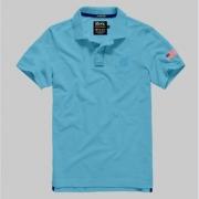 Polo Masculina TXc Brand Azul 6355