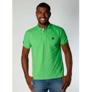 Polo Masculina TXC Brand Verde 6262