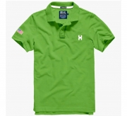 Polo Masculina TXC Brand Verde 6264