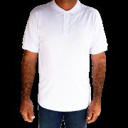 Polo Masculina Wrangler Branca WM9010