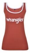 Regata Feminina Wrangler Vermelho WF8100
