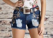 Short Jeans Feminino Minuty 201833