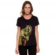 T-shirt Feminina Escaramuça Quarter´s Family 3F2112