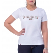 T-Shirt Feminina King Farm GCF12