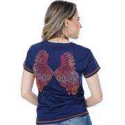 T-Shirt Feminina Miss Country Wing 273