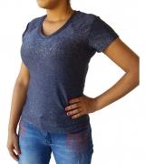 T-Shirt Feminina Miss Country Basic Shine