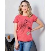 T-Shirt Feminina Miss Country Choose
