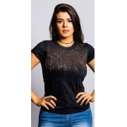 T-Shirt Feminina Miss Country Liberdade