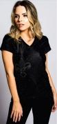 T-Shirt Feminina Miss Country Liz