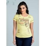 T-Shirt Feminina Ox Horns 6150