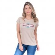 T-Shirt Feminina Wrangler WF8027