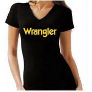 T-Shirt Feminina Wrangler WF8500