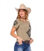 T-Shirt Feminina Zenz Western Colorado River ZW0221003