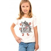 T-Shirt Infantil Colors Miss Country