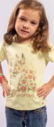 T-Shirt Infantil Miss Country Valente