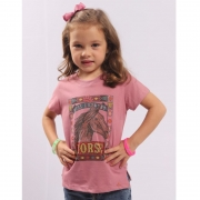 T-Shirt Infantil Miss Country Xerife