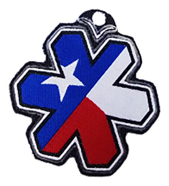 Adesivo para Chapéu Tuff Logo Texas