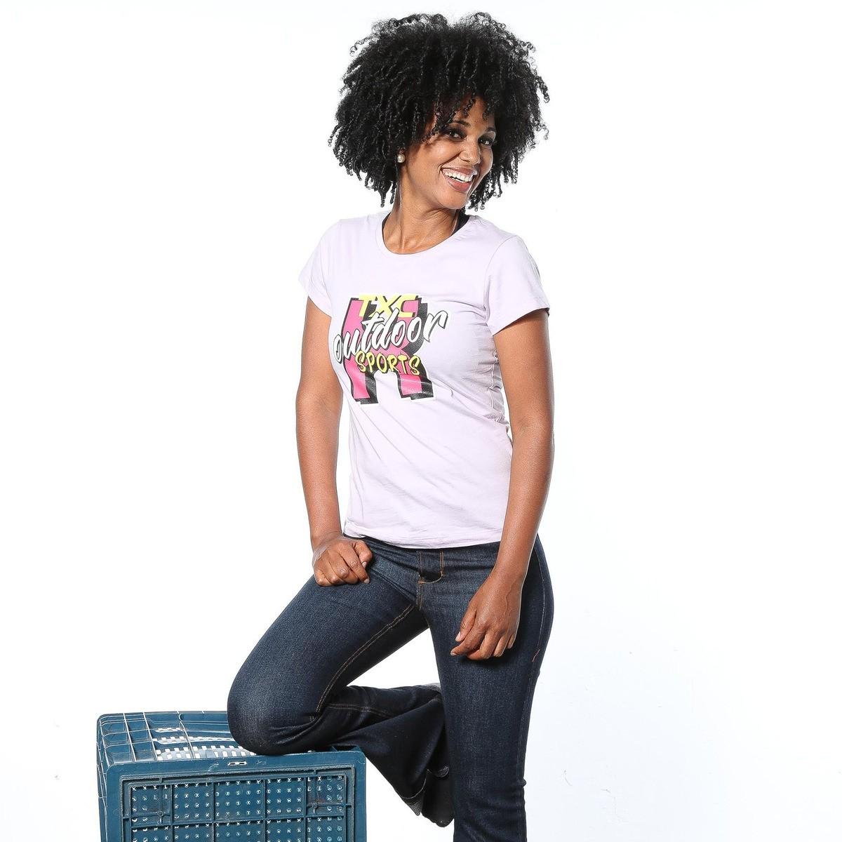 Baby Look Feminina TXC Brand 4346