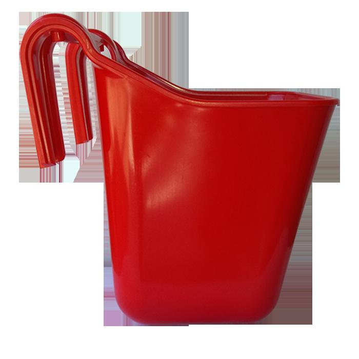 Cocho Importado Hook Over Vermelho