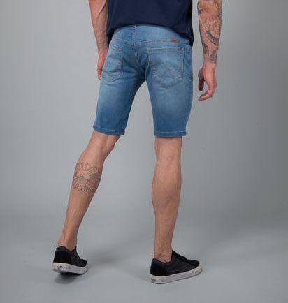 Bermuda Jeans Masculina Wrangler Lartson WM6012
