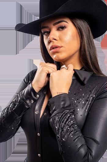 Body Feminino Miss Country Black