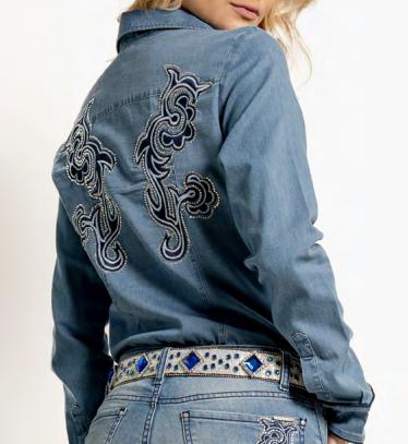 Body Jeans Feminino Britt Tennesse West Dust