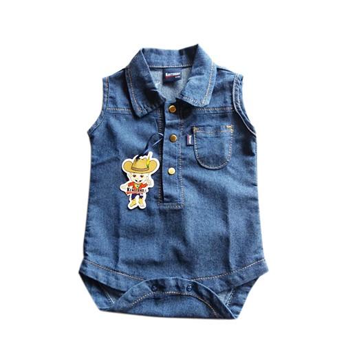 Body Jeans Unissex Baby Kenttana Stone