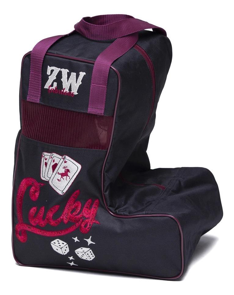 Bolsa para Bota Zenz Western Bingo ZW0121052