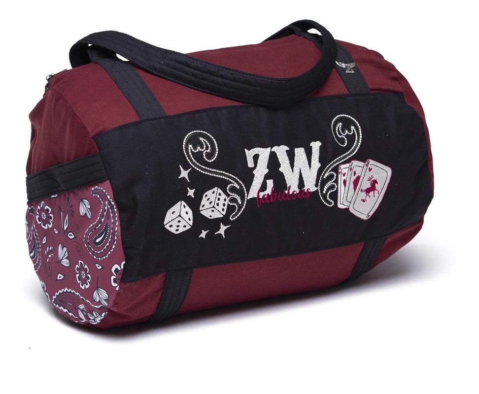 Bolsa Zenz Western Craps ZW0121053