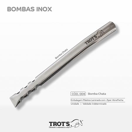 Bomba Inox Trot´s Chata