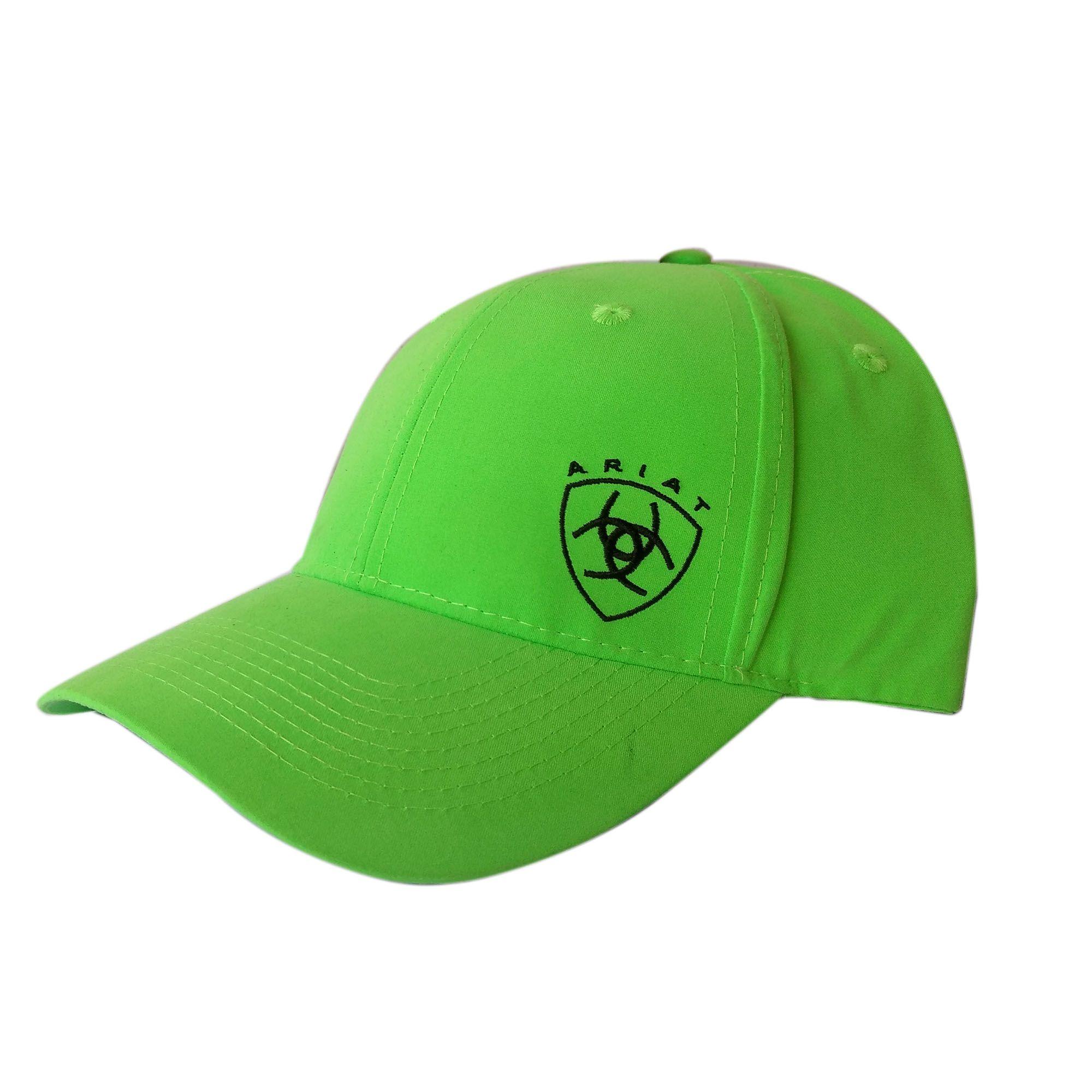 Boné Importado Ariat Verde Limao 823