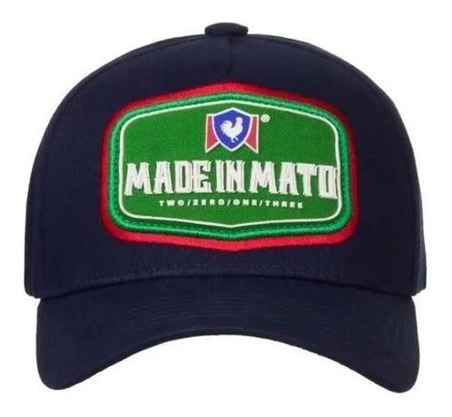 Boné Infantil Made In Mato Green B1692