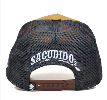 Boné Sacudido`s BN183SCD