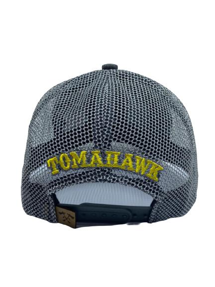 Boné Tomahawk Cinza 30855