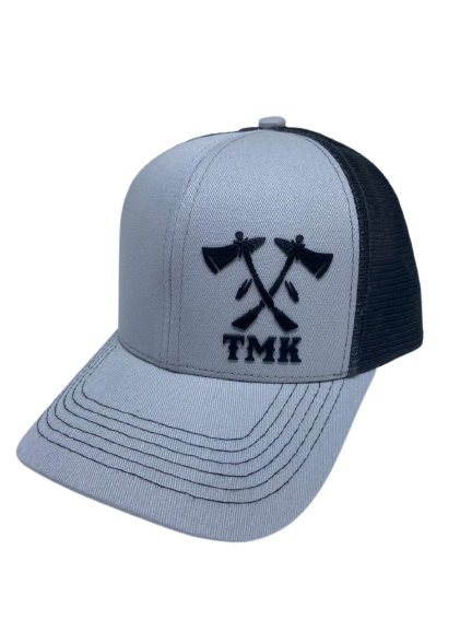 Boné Tomahawk Cinza 30857