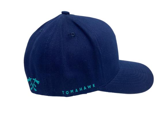 Boné Tomahawk Marinho 30846