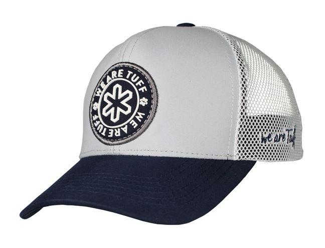 Boné Tuff Dallas Cinza/Azul Marinho CAP-2232