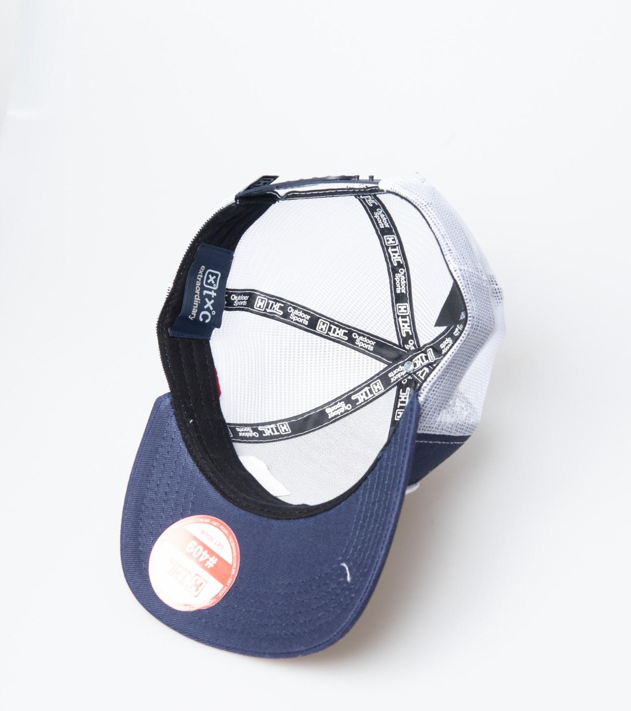 Boné TXC Brand Azul Marinho 1009C