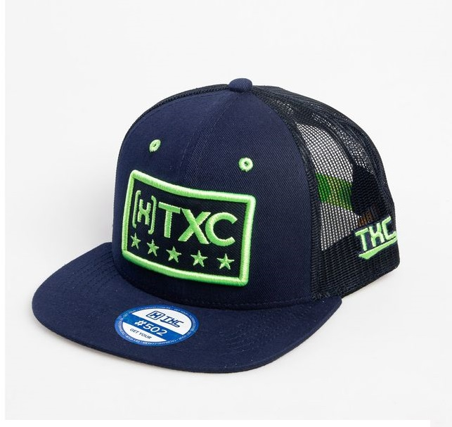 Boné TXC Brand Azul Marinho 1103C