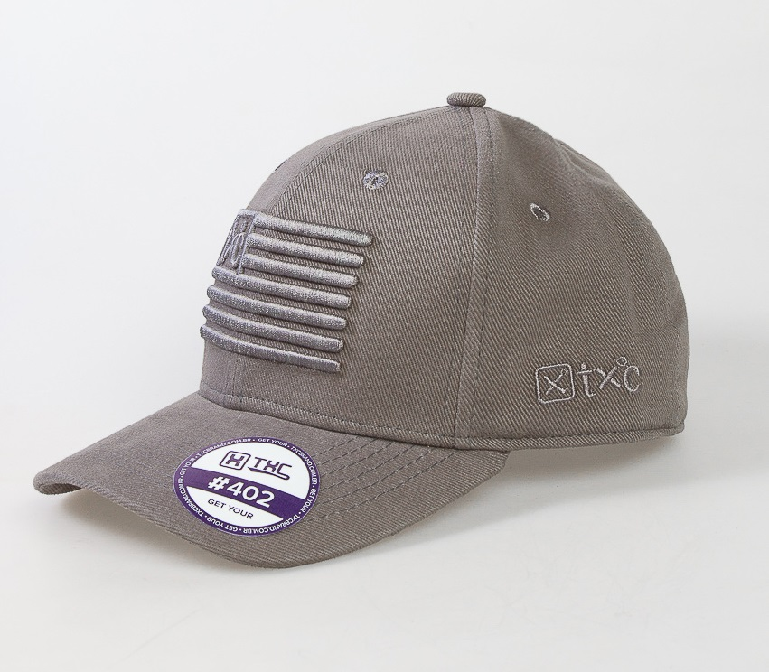 Boné TXC Brand Chumbo 1108C