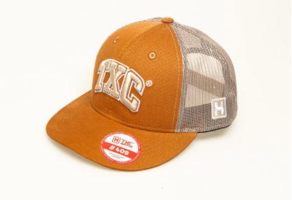 Boné TXC Brand Ocre 11176C