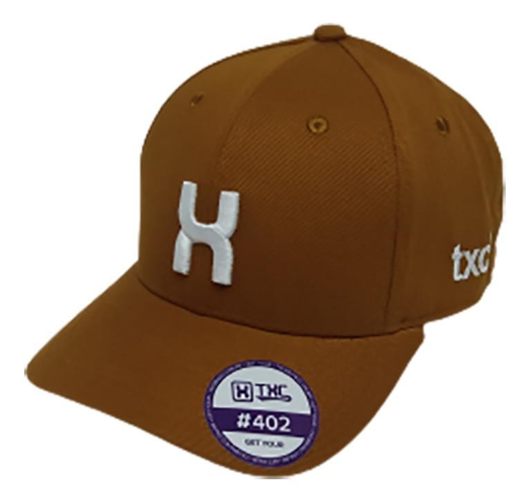 Boné TXC Brand Ocre 604C