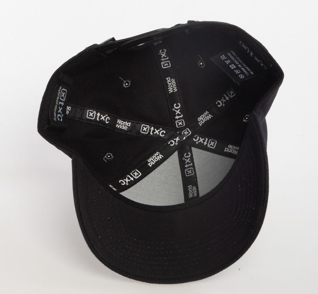 Boné TXC Brand Preto 1093C