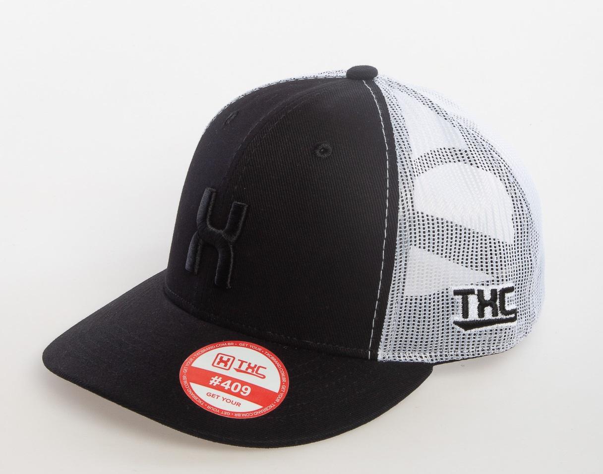 Boné TXC Brand Preto 11151C