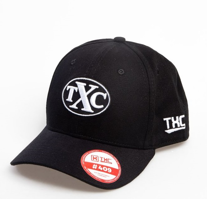 Boné TXC Brand Preto 124C