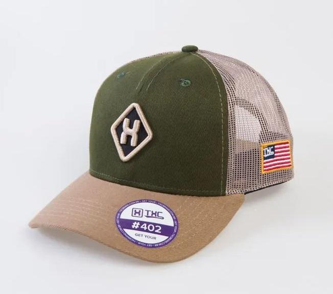 Boné TXC Brand Verde767C